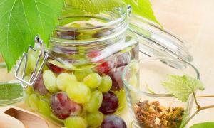7 лучших рецептов маринованного винограда
