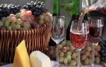 Как сделать вино полусладкое из винограда в домашних условиях