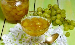 Популярные рецепты соусов из винограда