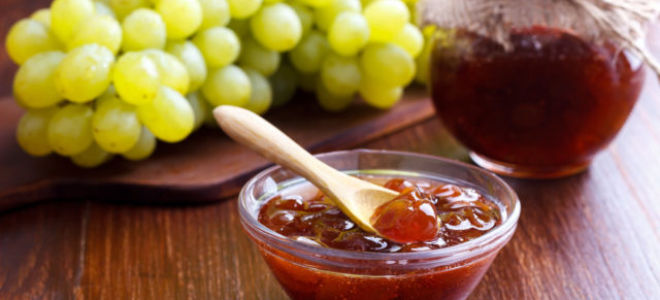 Пектин в винограде