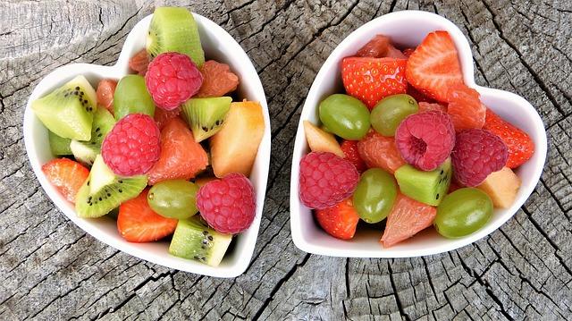 фрукты сердца