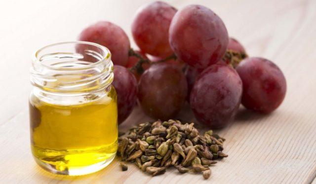 виноград косточки